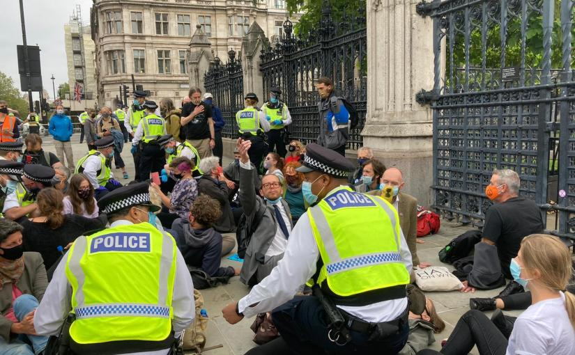 Extinction Rebellion's Attack on The Press is aDisgrace