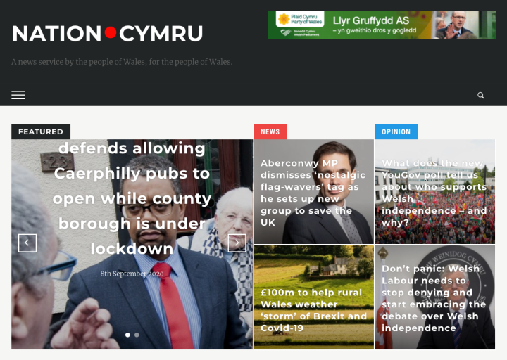 Stop Taxpayers' Funding NationCymru